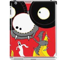 Batty Spookiness  iPad Case/Skin
