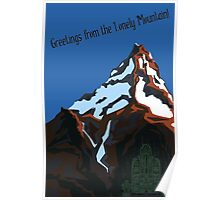 Greetings from the Lonely Mountain! Poster