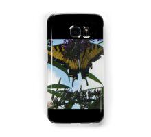 Butterfly016 Samsung Galaxy Case/Skin