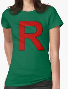 Team Rocket - Jessie and James Womens Fitted T-Shirt
