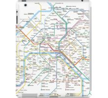 paris subway iPad Case/Skin