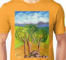 Summer in South Africa.  Unisex T-Shirt