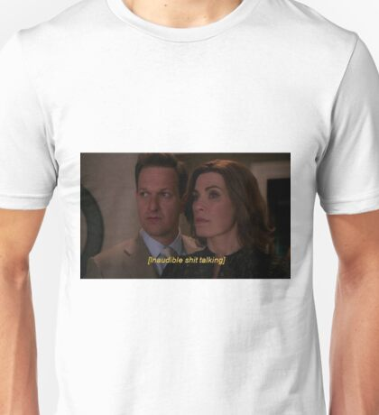 Will and Alicia Unisex T-Shirt