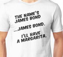 James Bond impression Unisex T-Shirt