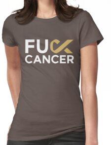 Martin Garrix - Fu*k Cancer Womens Fitted T-Shirt