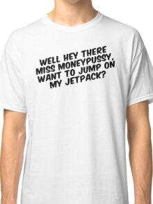 James Bond impression Classic T-Shirt
