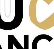 Martin Garrix - Fu*k Cancer White Sticker