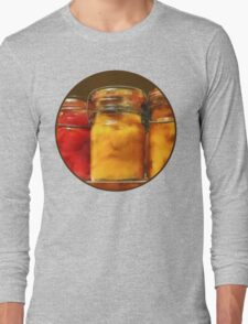 Canned Tomatoes and Peaches Long Sleeve T-Shirt