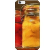 Canned Tomatoes and Peaches iPhone Case/Skin