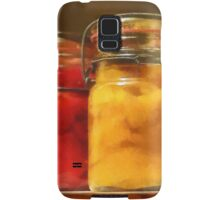 Canned Tomatoes and Peaches Samsung Galaxy Case/Skin