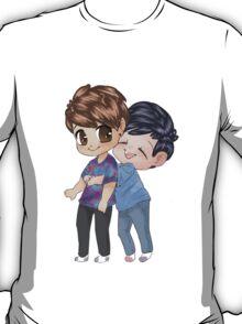 Dan and Phil Hugging T-Shirt