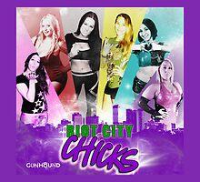Riot City Chicks Adelaide South Australia by GUNHOUND