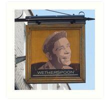 Norman Wisdom - A Real Legend Art Print