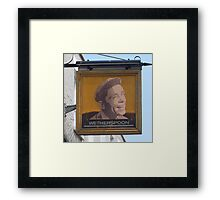 Norman Wisdom - A Real Legend Framed Print