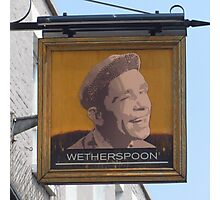 Norman Wisdom - A Real Legend Photographic Print