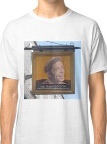 Norman Wisdom - A Real Legend Classic T-Shirt