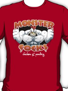 Monster Cocks (Hat Films) T-Shirt