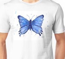 Butterfly Painting Watercolor Unisex T-Shirt