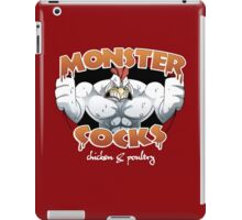 Monster Cocks (Hat Films) iPad Case/Skin