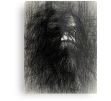 Australian aboriginal sketch Metal Print