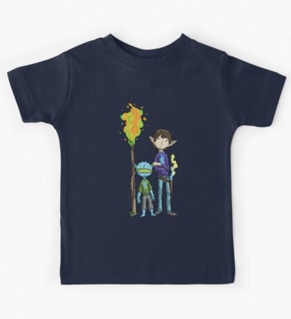 gavin and goblin... Kids Tee