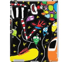 Creepy Clown!  iPad Case/Skin
