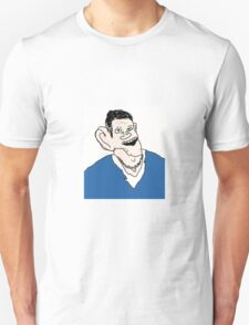 Matt Smith Bad Drawing T-Shirt