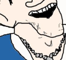 Matt Smith Bad Drawing Sticker