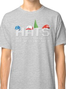 Cool Kids Wear Hats Classic T-Shirt