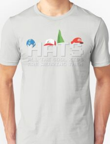 Cool Kids Wear Hats T-Shirt