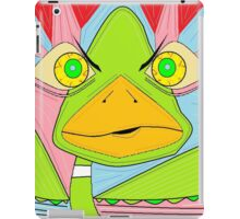 Crazy Duck iPad Case/Skin