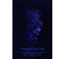 "Movie Poster - ""TERMINATOR"" (v3) Photographic Print"