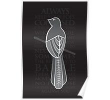 Baelish Sigil - Quote Poster