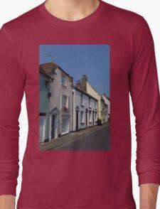Middle Street, Deal, Kent Long Sleeve T-Shirt