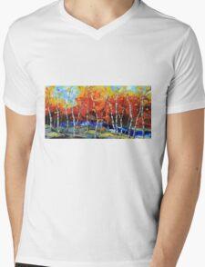 Poetry in motion Mens V-Neck T-Shirt