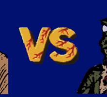 Kirk VS Gorn Sticker