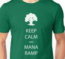 Keep Calm And Mana Ramp Unisex T-Shirt