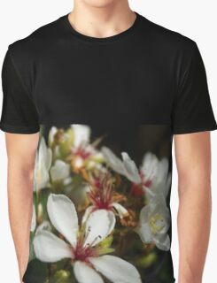 Autumn Blooms Graphic T-Shirt
