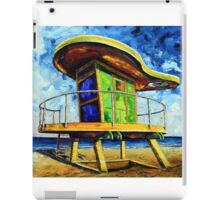 Only in Miami by Lisa Elley iPad Case/Skin