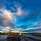 Wollongong Harbour Lighthouse by ThisMoment
