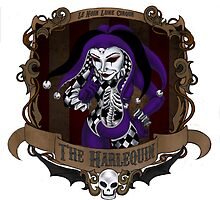 Le Noir Lune Cirque - The Harlequin by Clearwillow