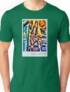 This lill' piggy  Unisex T-Shirt