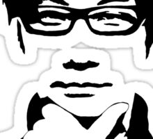 Hideo Kojima Sticker