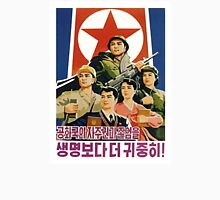 North Korean Propaganda Classic T-Shirt