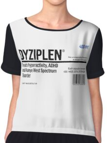 Dyziplen Chiffon Top