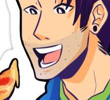 Pizza Boy Sticker