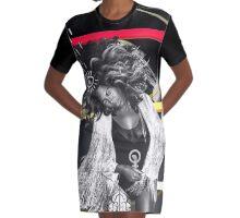 Best of B Graphic T-Shirt Dress