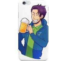 Drinking Buddies iPhone Case/Skin