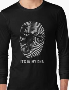 Biker - It's In My Dna Long Sleeve T-Shirt