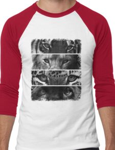 Primal Instinct - version 1 - no text Men's Baseball ¾ T-Shirt